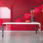 Tavolo Azzardo design by Roberto Rovetta per Klab Design