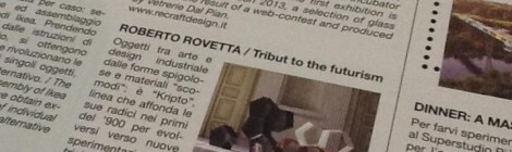 Roberto Rovetta a Discovering - Zona Tortona