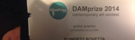 DamPrize 2014: Kripto 1° Classificato - scultura!