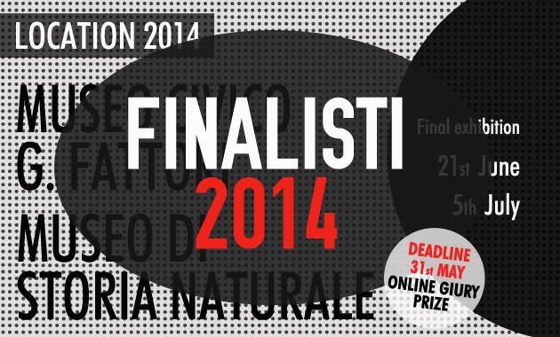 Premio Combat Prize 2014 - Kripto finalista!